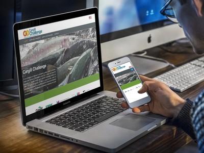 Cargill Challenge - Diseño Web Puerto Montt