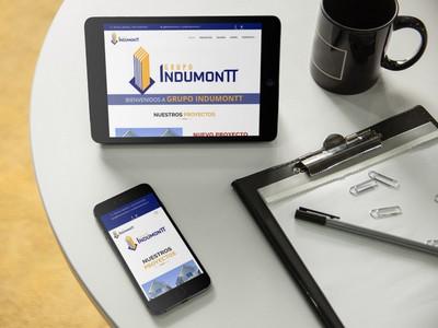 Indumontt - Diseño Web Puerto Montt