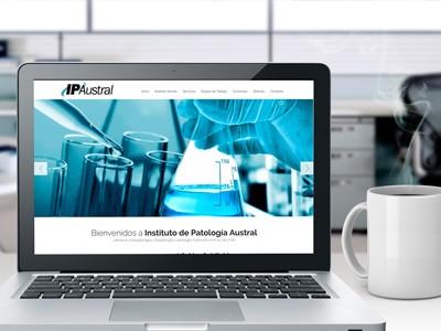IP Austral - Diseño Web Puerto Montt