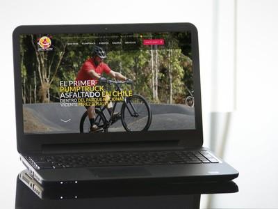 Kotaix Bike Park - Diseño Web Puerto Montt