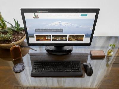 Miradores de Panitao - Diseño Web Puerto Montt